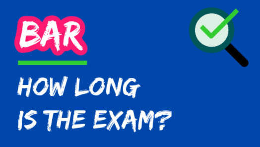 How Long Is The Bar Exam?