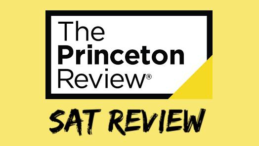 Princeton Review SAT Prep Review