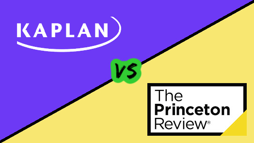 Kaplan vs Princeton Review GRE