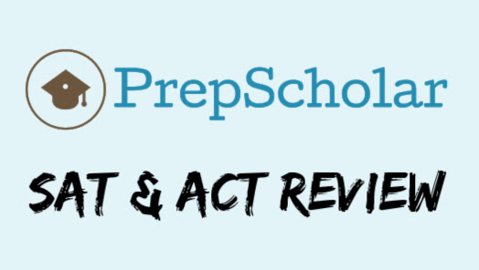 PrepScholar SAT & ACT Review