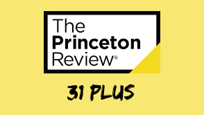 Princeton Review ACT 31+