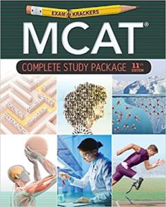 examkrackers mcat prep book