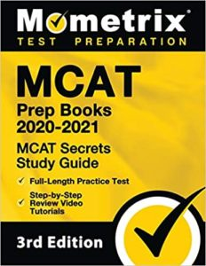 mometrix mcat prep book