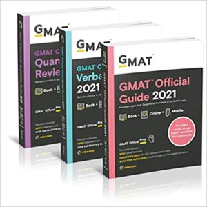 official guide gmat book