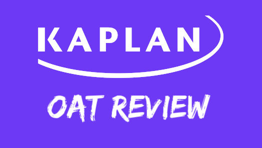 Kaplan OAT Prep Review