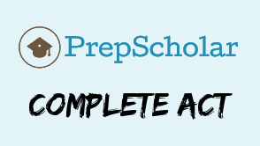 PrepScholar ACT Complete ACT Online Prep – RV Only