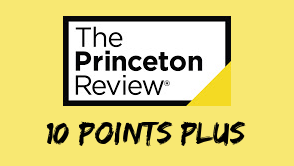 Princeton Review GRE 10 Points+ – RV Only